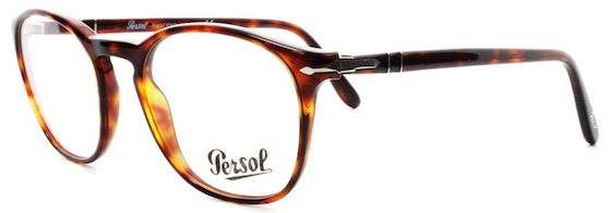 Lunettes-de-vue-Persol-3007V-ecaille